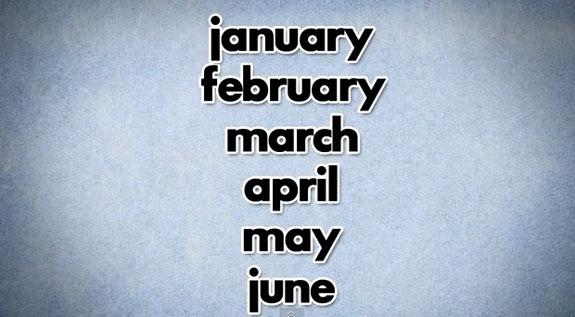 History Of The Modern Calendar