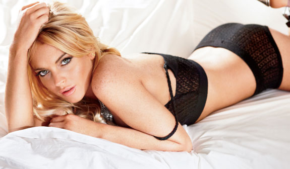 Lindsay Lohan Maxim Magazine Australia Photos