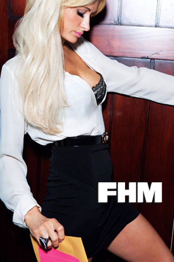 Paris Hilton FHM Photos