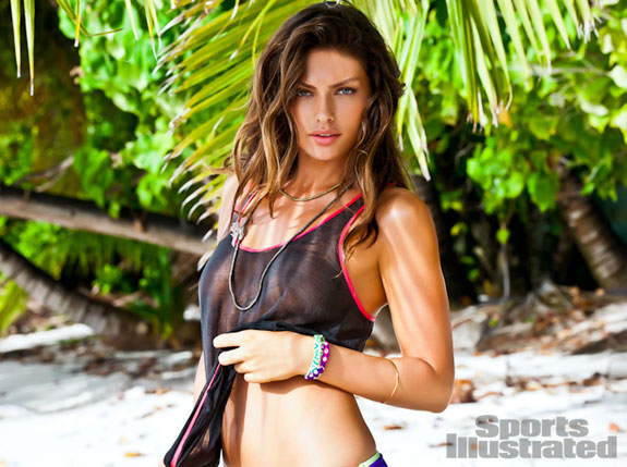 Alyssa Miller 2012 Sports Illustrated Swimsuit Issue
