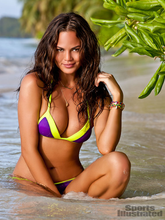 Chrissy Teigen 2012 Sports Illustrated Swimsuit Issue