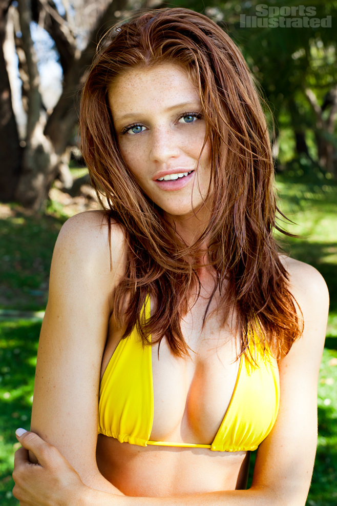 Cintia Dicker 2012 Sports Illustrated Swimsuit Issue