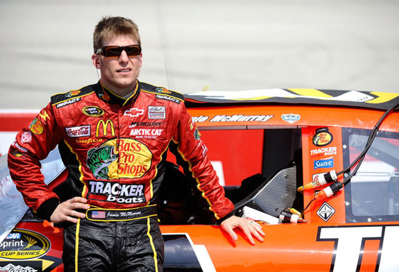 Jamie McMurray NASCAR