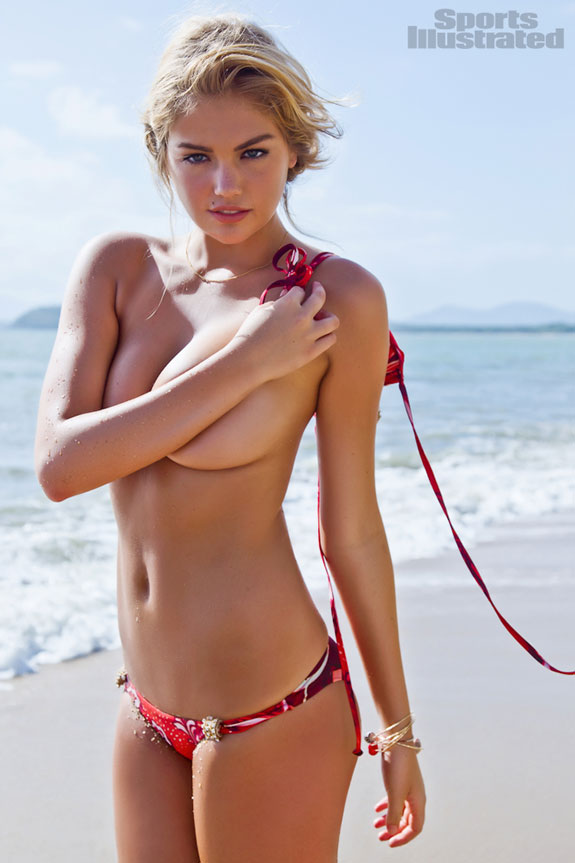 Kate Upton 2012 Sports Illustrated Swimsuit Issue