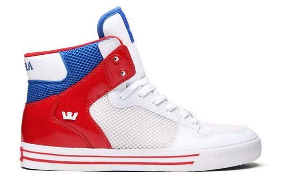 Supra All Star Vaider Sneaker