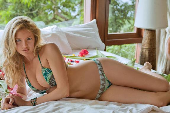 Kate Upton Sports Illustrated Rookie 2011