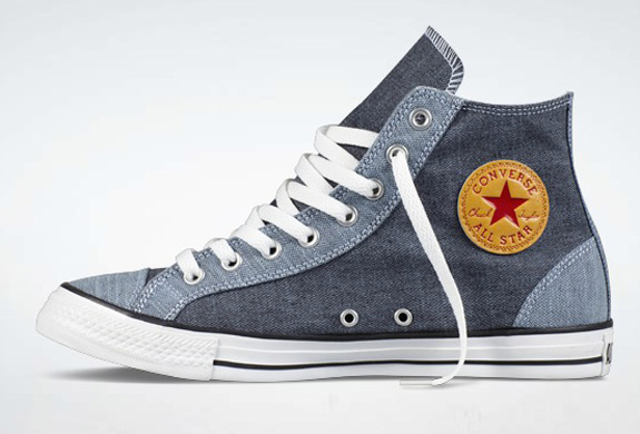 Converse Chuck Taylor Chambray Washed Woven Grey