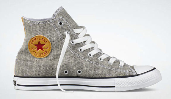 Converse Chuck Taylor Chambray Washed Woven