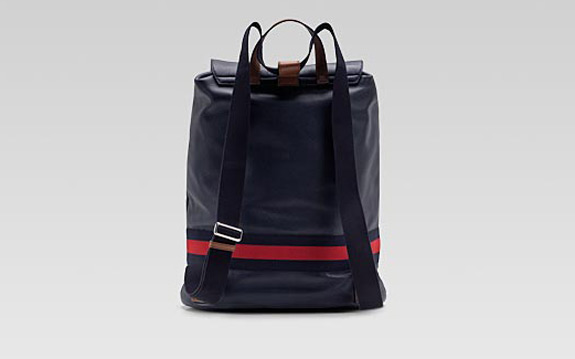 Gucci Backpack Signature Web