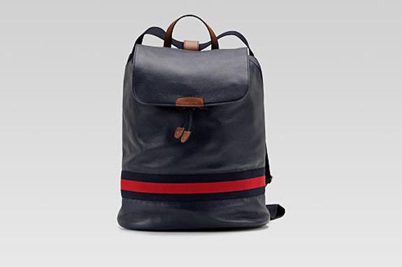 Gucci Backpack Signature Web