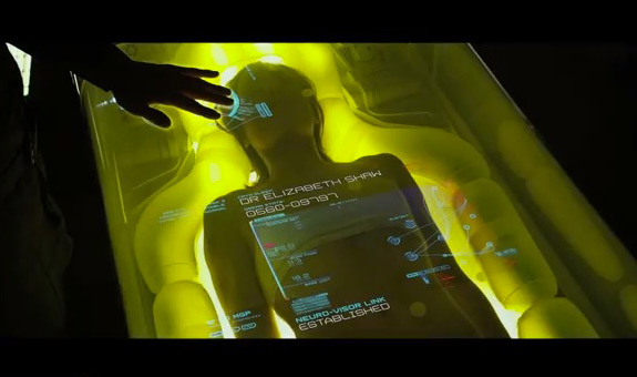 Prometheus Movie Official Trailer
