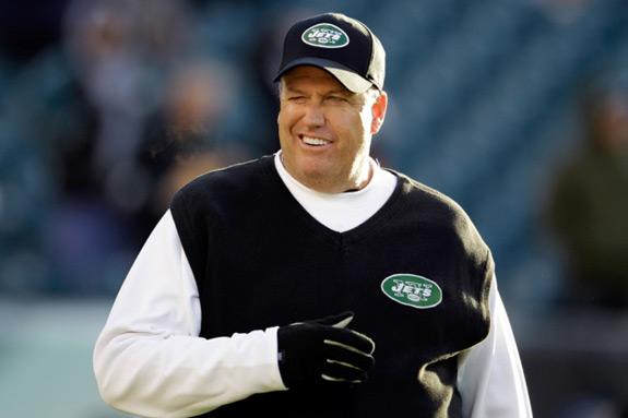 Rex Ryan NY Jets