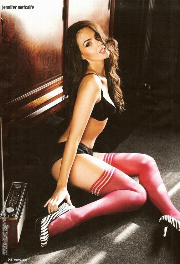 Sexy Photo Jennifer Metcalfe Loaded Magazine