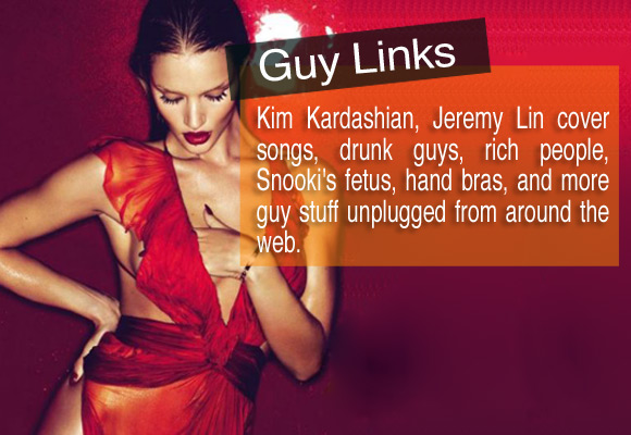 Guy Links Kim Kardashian Jeremy Lin