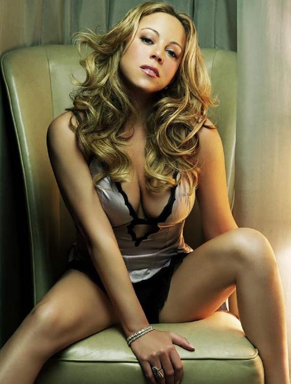 Mariah Carey Photo Irish Celebrity