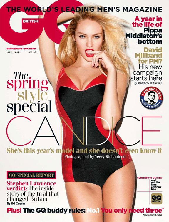 Candice Swanepoel GQ Magazine