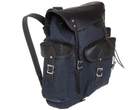 Duluth Denim Backpack