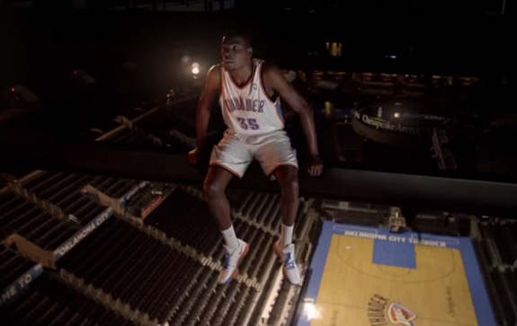 KD Kevin Durant NBA Playoffs Commercial