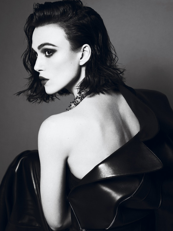 Kiera Knightley Interview Magazine