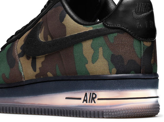 Nike Air Force 1 Low Max Air Vt Camouflage