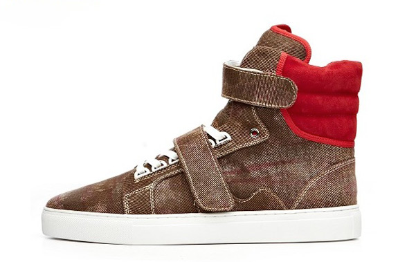 Android Homme Propulsion Hi Red Atmosphere