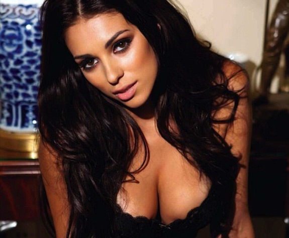 FHM Top 100 Sexiest Georgia Salpa