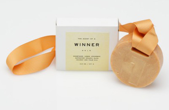 Scent Of A Winner Soap