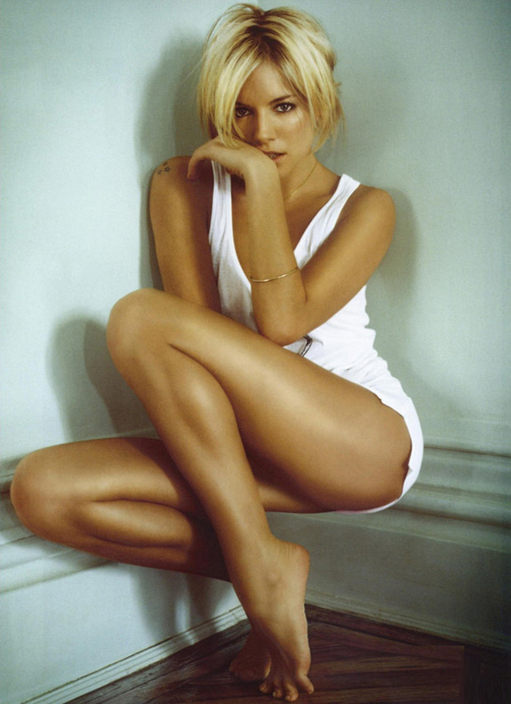 Sienna Miller Sex Relationship
