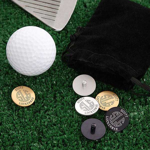 Fathers Day Gift Golf Ball Marker