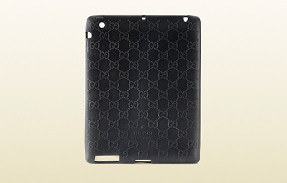 Gucci IPad 2 Cover Black