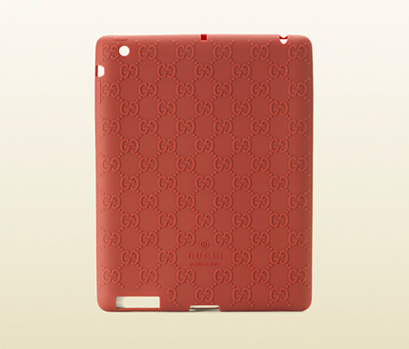 Gucci IPad 2 Cover Red