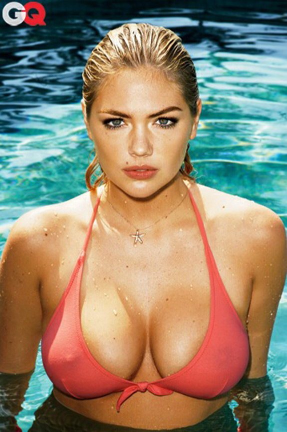Kate Upton GQ Photos
