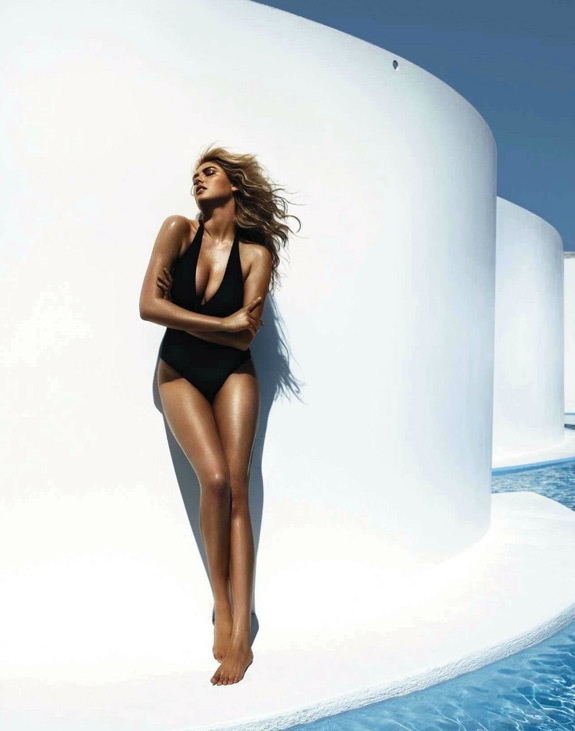 Kate Upton Vogue Spain Espana (3)