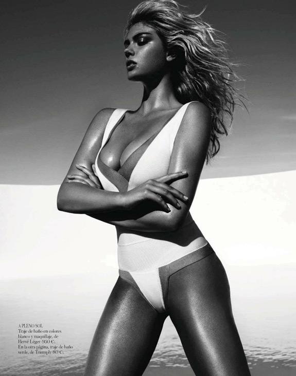Kate Upton Vogue Spain Espana (8)
