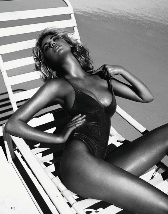Kate Upton Vogue Spain Espana (2)