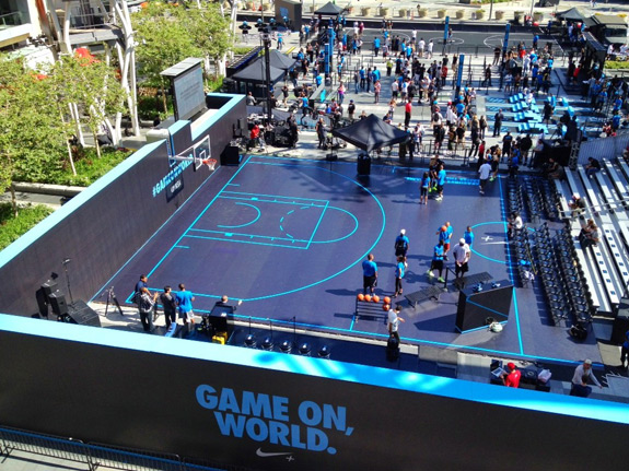 NIKE Basketball GameOnWorld Slam Dunk Contest (3)