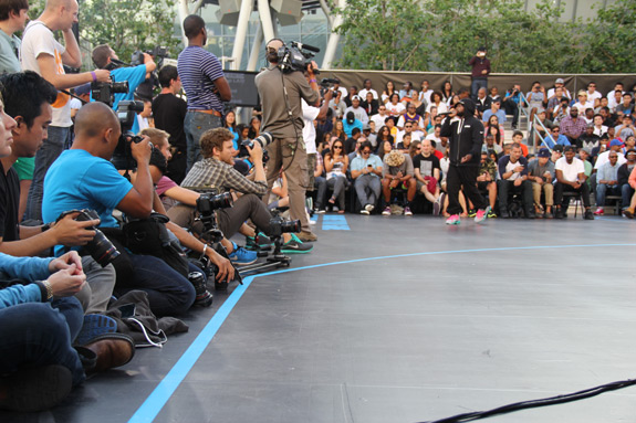 NIKE Basketball GameOnWorld Slam Dunk Contest (5)