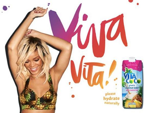 Rihanna Viva Vita Coco Water