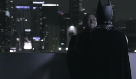 Batman Spoof Dark Knight Interrogations