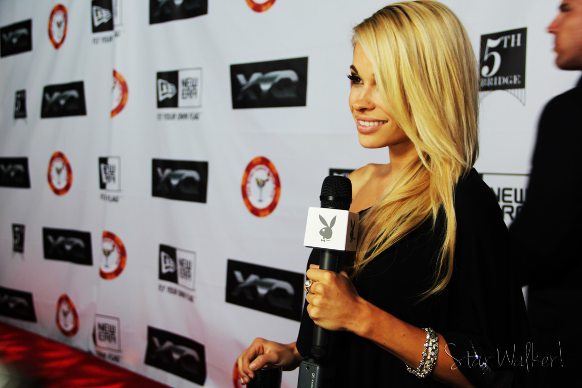 Playboy Mansion Party Pre Espy Dani Mathers