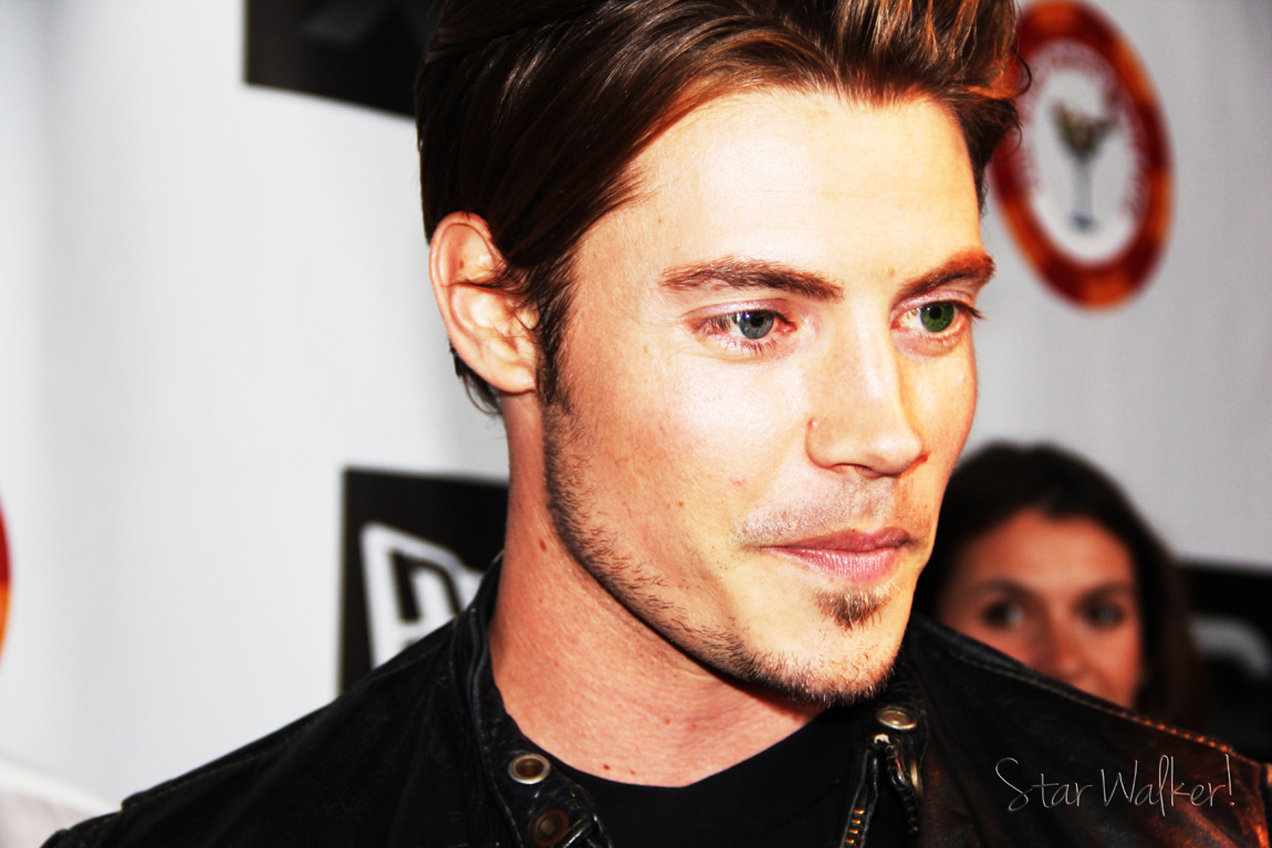 Playboy Mansion Pre ESPY Party Josh Henderson Dallas TNT