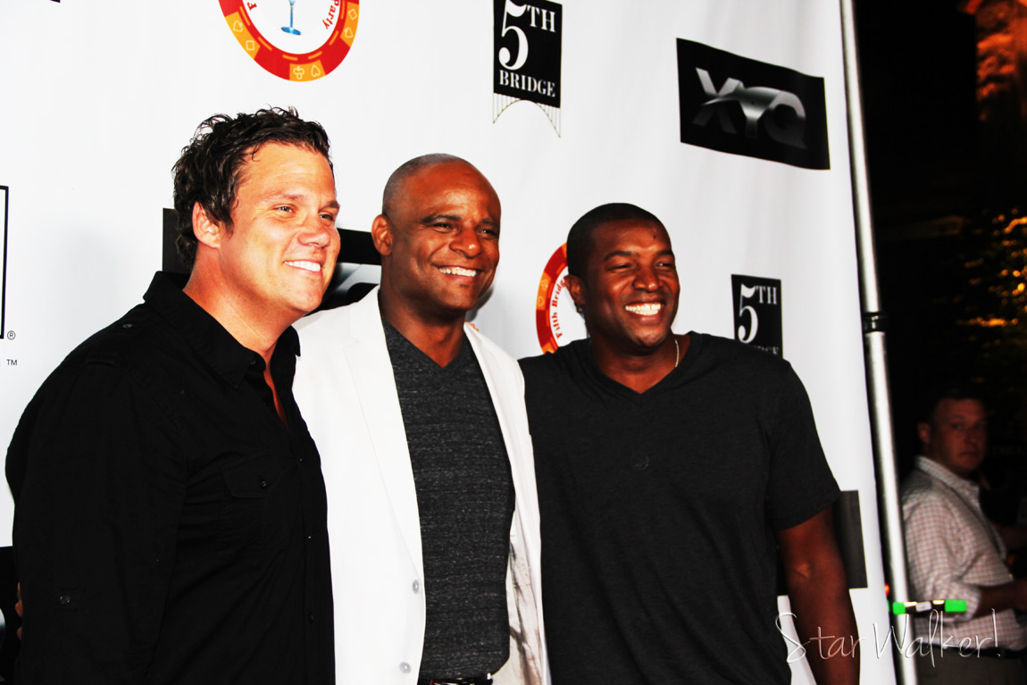 Playboy Mansion Pre ESPY Party Warren Moon The Bachelor