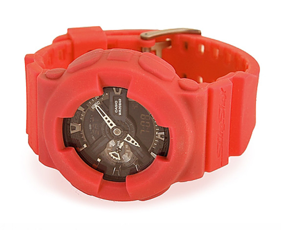 SlingShox Red G Shock Watch