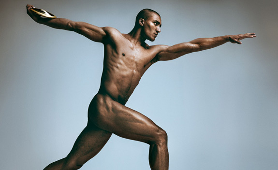 Ashton Eaton 2012 Body Issue Bodies Want Espn Magazine
