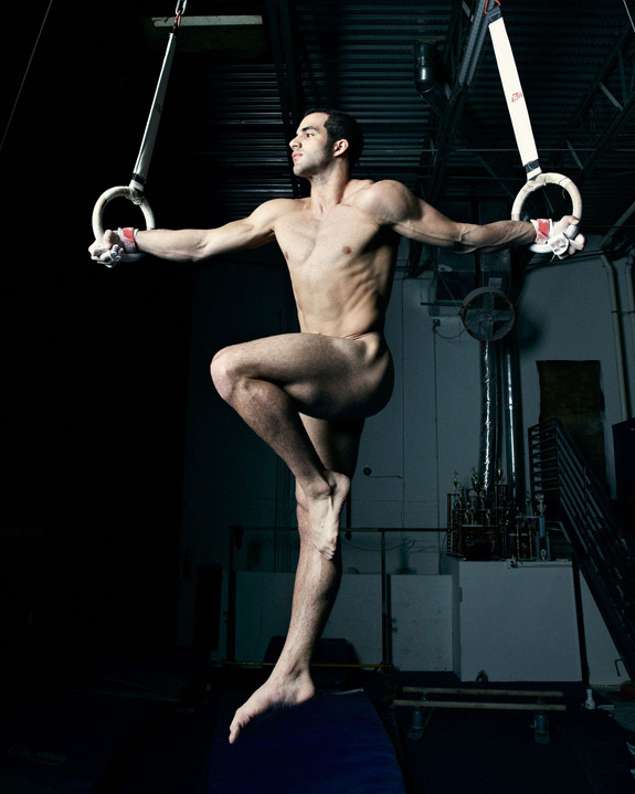 Danell Leyva 2012 Body Issue Bodies Want Espn Magazine