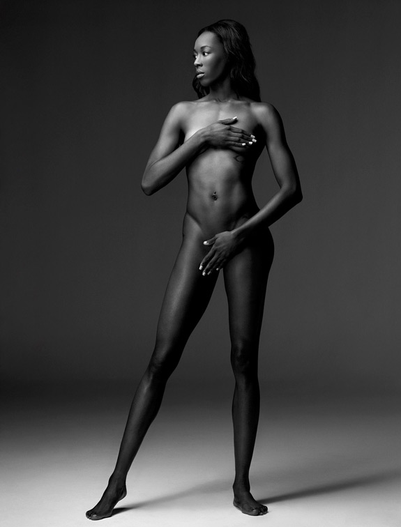 Destinee Hooker 2012 Body Issue Bodies Want Espn Magazine