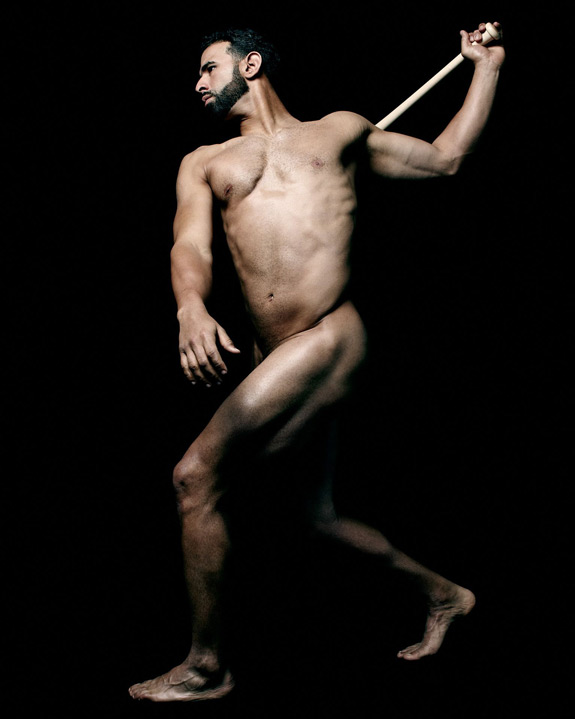 Jose Bautista 2012 Body Issue Bodies Want Espn Magazine