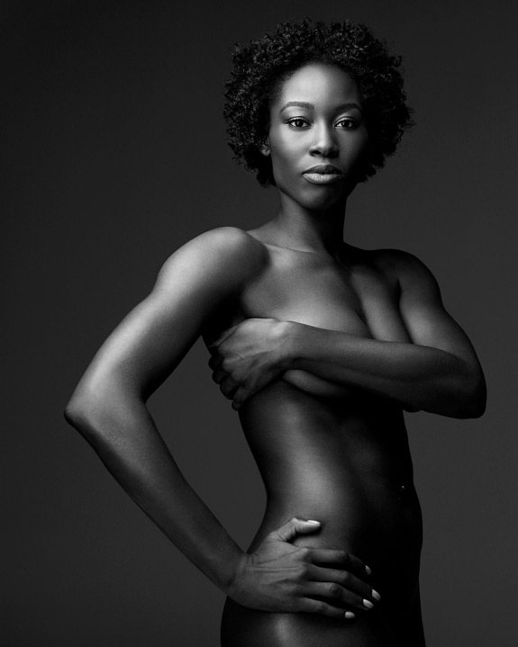 Megan Hodge 2012 Body Issue Bodies Want Espn Magazine