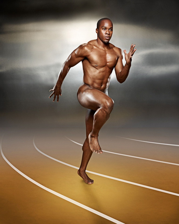 Walter Dix 2012 Body Issue Bodies Want Espn Magazine 2