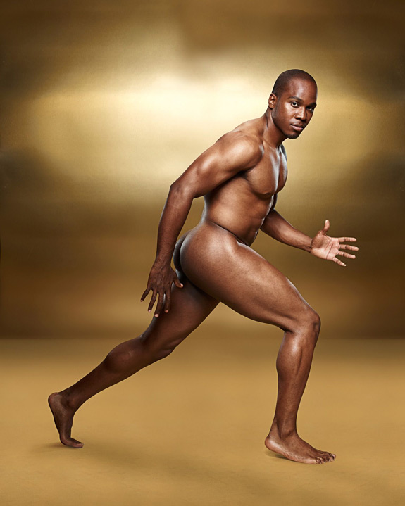 Walter Dix 2012 Body Issue Bodies Want Espn Magazine